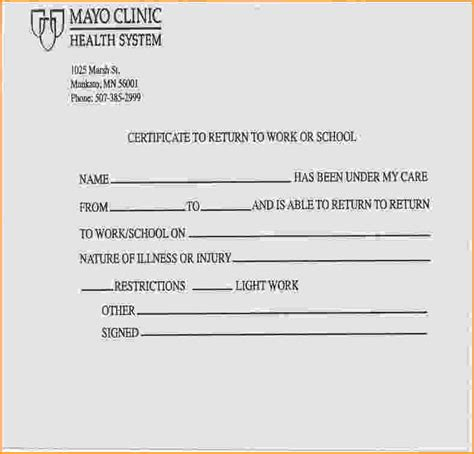 doctor note for work free doctors notes for work free doctors note jpg loan