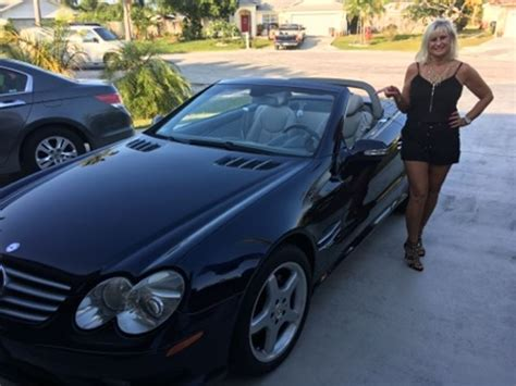 Used Cars For Sale Port St Fl by 2003 Mercedes Sl 500 By Owner In Port Fl 34952