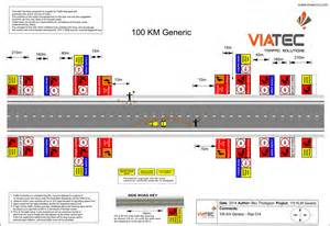 traffic management template traffic plans viatec traffic solutions