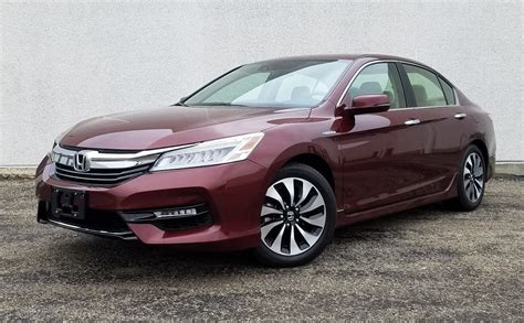 Accord Touring 2017 by Test Drive 2017 Honda Accord Hybrid Touring The Daily