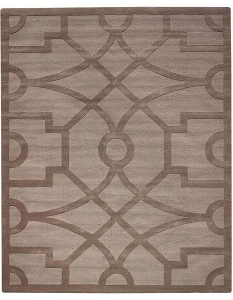 Area Rug Modern Martha Stewart Living Fretwork Area Rug Contemporary Rugs By Home Decorators Collection
