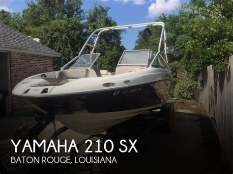 used outboard motors for sale in baton rouge for sale used 2008 yamaha 210 sx in baton rouge louisiana