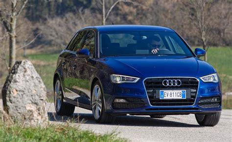 Ma E Audi A3 Sportback by Audi A3 Sportback Prova Scheda Tecnica Opinioni E