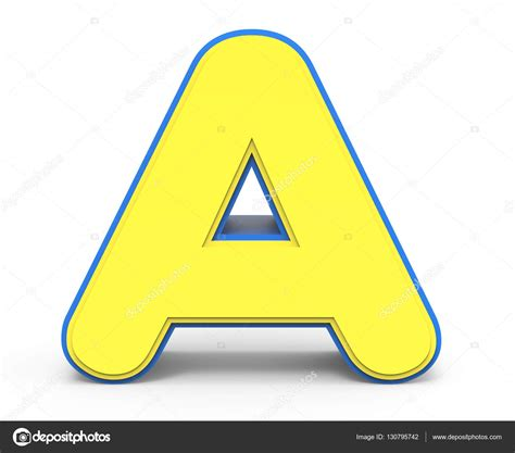 5 Letter Words Out Of Yellow yellow letter a stock photo 169 kchungtw 130795742