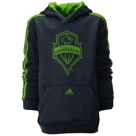 Sweater Hoodie Adidas 49 Ag Banaboo adidas seattle sounders fc lightstrike hoodie in gray for lyst