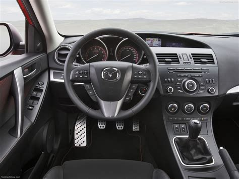Mazda 3 Mps 2013 Picture 31 Of 47