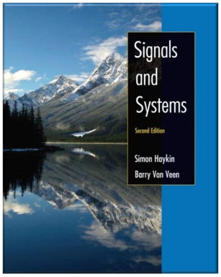 Signal And Systems 13ed signals and systems