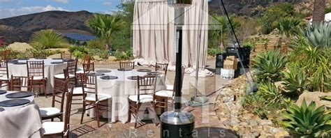 Patio Heater Rentals Heaters For Rent Party Rentals Canopy Outdoor Patio Heater Rental