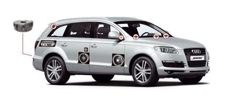 Auto Soundanlage by Moderner Sound Im Auto Das Bose 174 Prinzip