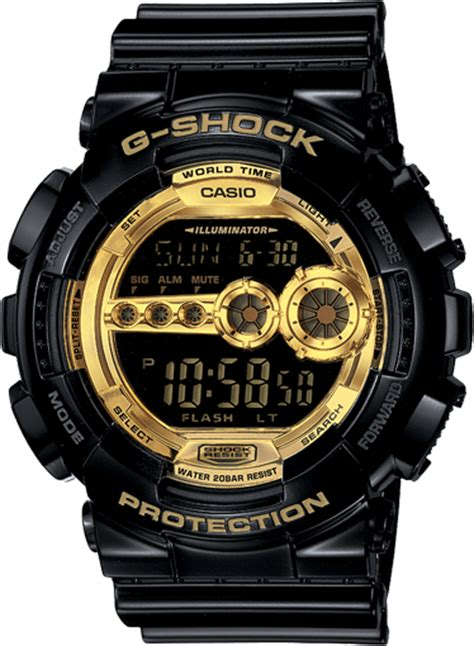 Gshock Line Black Gold the top gold g shock watches g central g shock