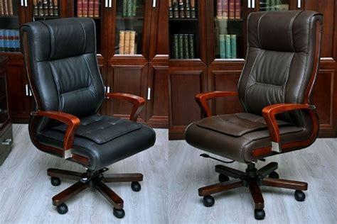 poltrone da studio poltrona sedia direzionale presidenziale in vera pelle per