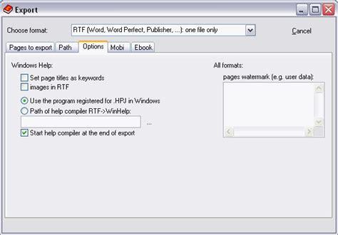 creating ebooks with elml using epub format export file formats