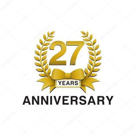 27 aniversario guirnalda de oro la insignia ? Archivo