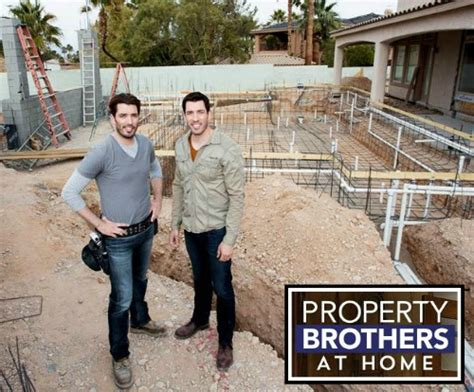 drew and jonathan scott house the property brothers at home in las vegas