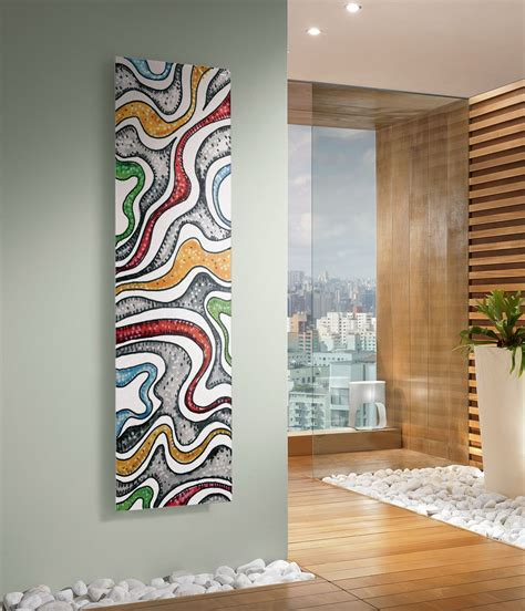 decorative radiators vertical wall mounted carbon steel decorative radiator