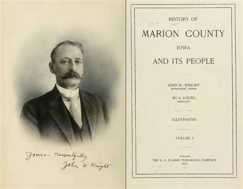 history of marion county iowa and its vol 2 classic reprint books 1915 marion county iowa ia history and genealogy ancestry