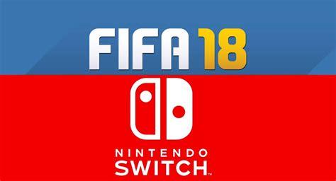 Kaset Nintendo Switch Fifa 18 у ea підтвердили що fifa 18 вийде на nintendo switch