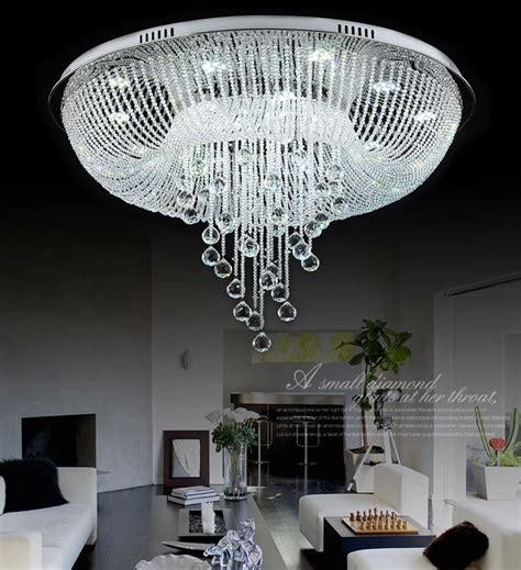 Living Room Chandeliers Top Class Hotel Lustre Led Chandelier Foyer Lighting Modern Design Living Room Lighting