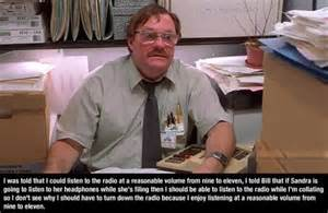 Office Space Quotes The Most Memorable Office Space Quotes 10 Pics