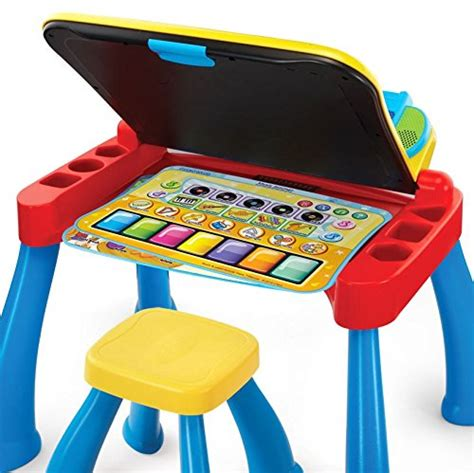 vtech touch and learn activity desk deluxe pink vtech touch and learn activity desk deluxe