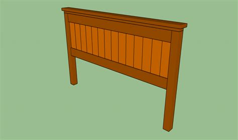 building king size headboard how to build a king size bed frame howtospecialist how
