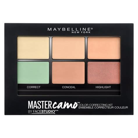 Maybelline Contour Kit maybelline mastercamo contour kit light 6 5 gr