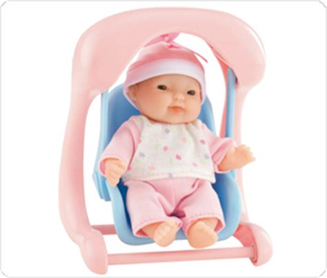 baby annabell electronic swing baby annabell baby swing