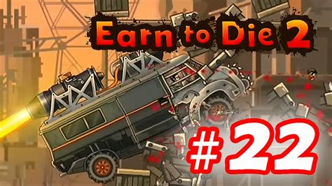 earn to die 2 full version ios walkthrough earn to die 2 part 22 ios android youtube