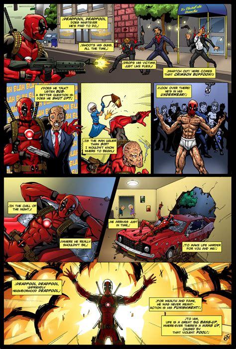 Theme Song Deadpool | fun times with deadpool egmr