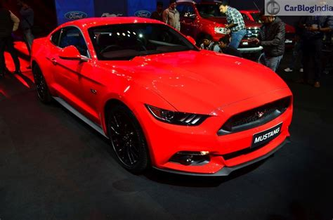 price for a mustang ford mustang price in india specifications photos