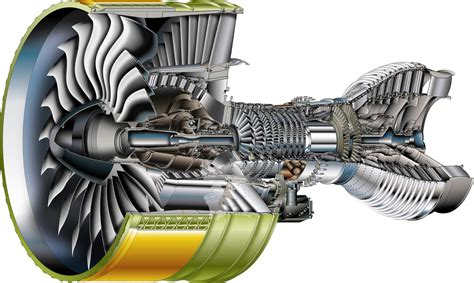Jet Engine Cross Section by Rolls Royce Jet Engines Cross Sections Rolls Free Engine
