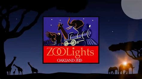 Oakland Zoo S Zoolights 2015 Youtube Oakland Zoo Lights
