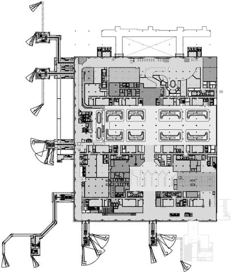 airport terminal floor plans 18 best images about airport on pinterest site plans