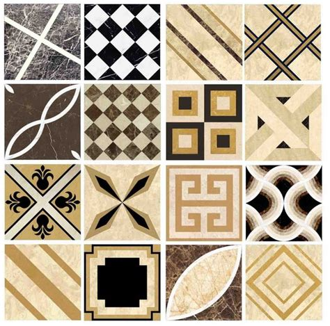 decorative marble design water jet pattern magic cube decorative marble tiles