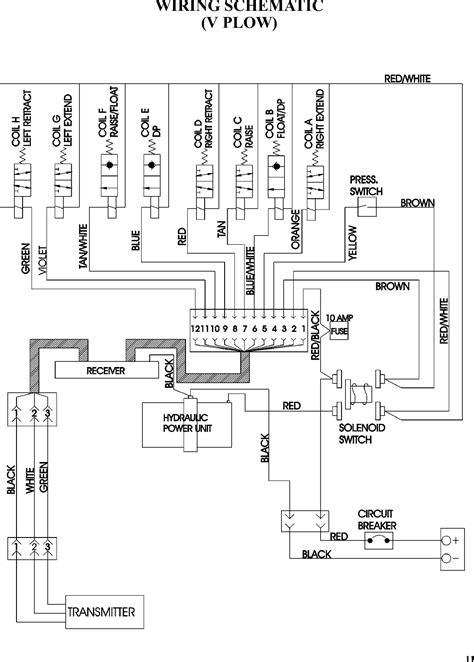 Sno Way 96106472 Joystick Snow Plow Controller User Manual