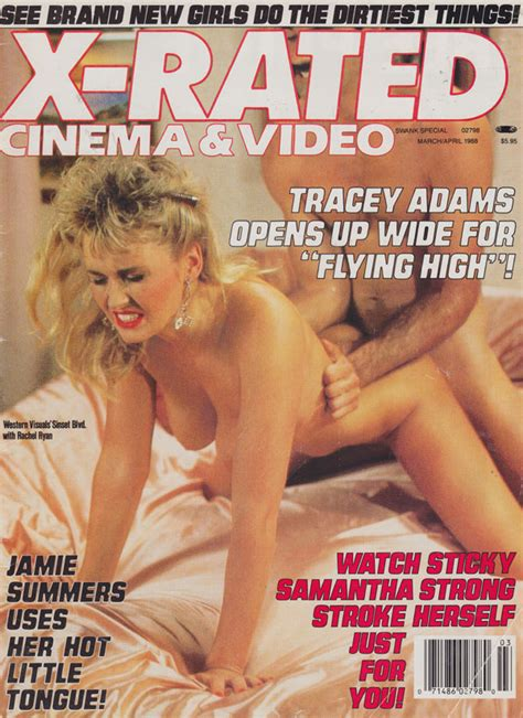 swank special march april 1988 x rated cinema and video magazine back issue swank special wonderclub