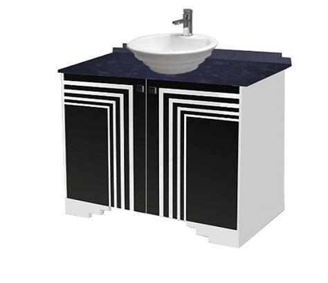 art deco bathroom mirror cabinet new art deco skyscraper style bathroom vanity unit