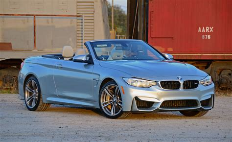 2015 bmw m4 convertible review test drive