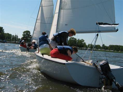 open zeilboot huren veerse meer tirion 21 open zeilboot sneek botentehuur nl