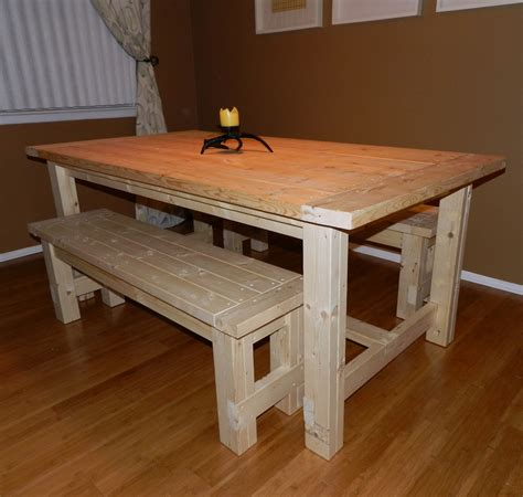 diy bench for dining table home design ideas diy 40 bench for the dining table shanty 2 chic