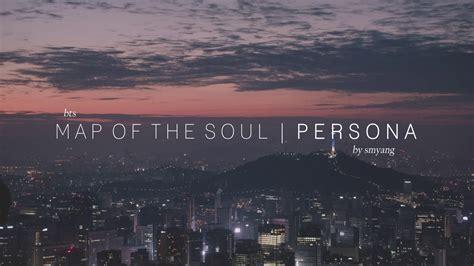 bts map   soul persona full piano album