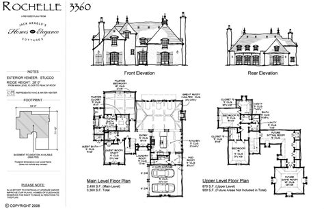 Jack Arnold Home Plans House Design Plans