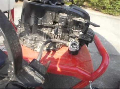 Honda Gx160 Wont Start How To Service A Honda Carburetor Most Honda Engines Doovi