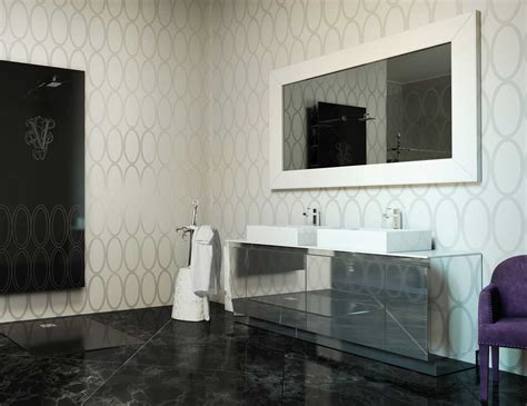 visionnaire vals high end italian vanity in stainless