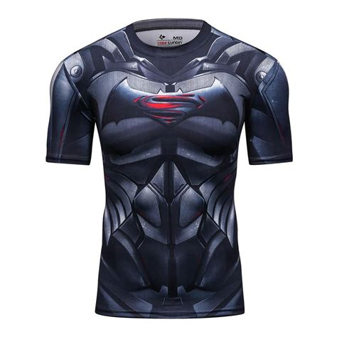 New Cmic Tika Top Blouse new 2016 lundin civil war compression t shirts marvel costume comics
