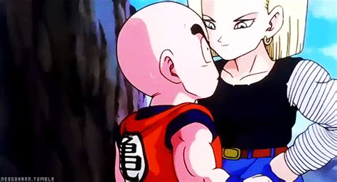 android 18 and krillin z images krillin android 18 wallpaper and background photos 35798625 page 7