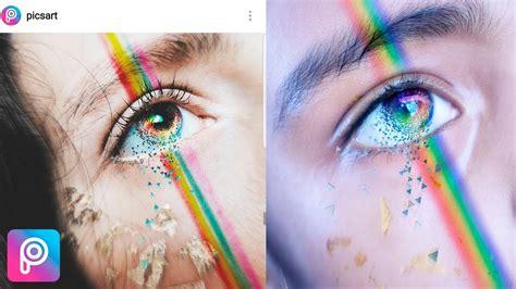 imagenes de ojos wallpapers imitando fotos tumblr diy ojos arcoiris eyes rainbow