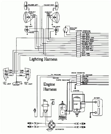 vw dune buggy wiring diagram wiring diagram and