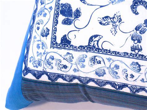 Batik Cap Primis 12 pillow batik cap 23 5 quot x23 5 quot the language of cloth