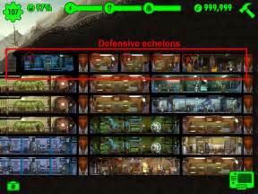 Two defenders per room max level dwellers max level guns different